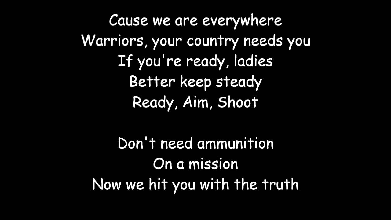 Little Mix ~ Salute ~ Lyrics - YouTube