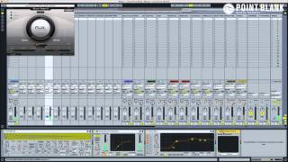 Friday Forum Live! - 23.11.12 - Ableton Tutorial / Mixing Drums / IZotope Alloy