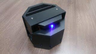 아두이노로 책상 로봇 청소기 만들기