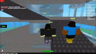 roblox first vid - jj's view (floating buiding)