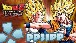 How to download and play dragon ball z tag team in ppsspp android for free