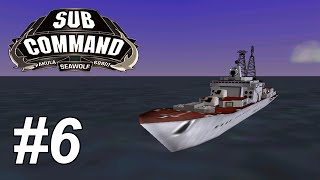 Let's Play Sub Command: Seawolf (6) Missile Test (1/2)