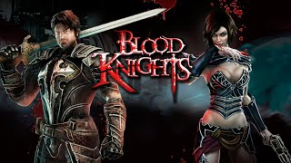 BLOOD KNIGHTS PC GAMEPLAY ESPAÑOL | EP 1 | UN CAZAVAMPIROS MUY ESPECIAL