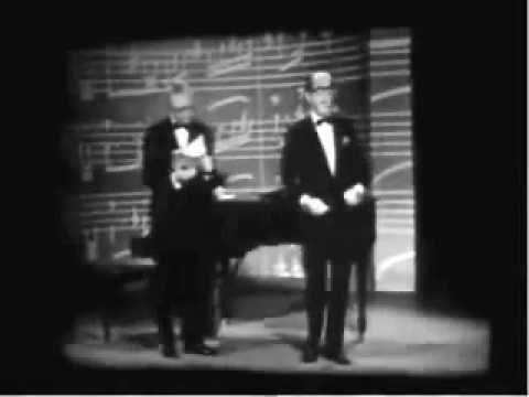 Phil Silvers in The Ed Sullivan Show (1964)