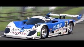 【GT5】 トヨタ ミノルタトヨタ 88C-V レースカー '89 【DEMO】
