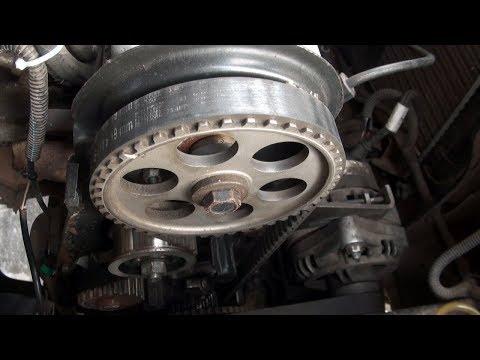 видео: Что шумело в моторе? ОТГАДКА