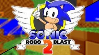Floral Field + Jade Coast (Remade) - Sonic Robo Blast 2 Music