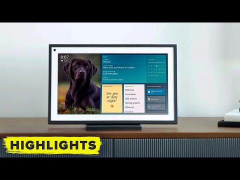 Amazon introduces Echo Show 15 (full reveal)