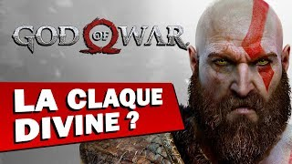 GOD OF WAR : La claque divine ?   GAMEPLAY FR