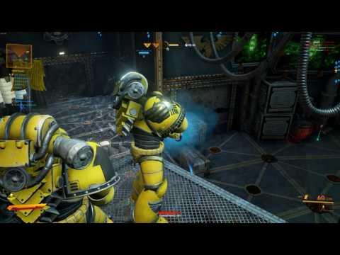 WH40K ► Eternal Crusade: Team Work #4