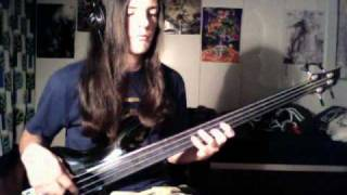 Death - In Human Form (Fretless Bass Cover)