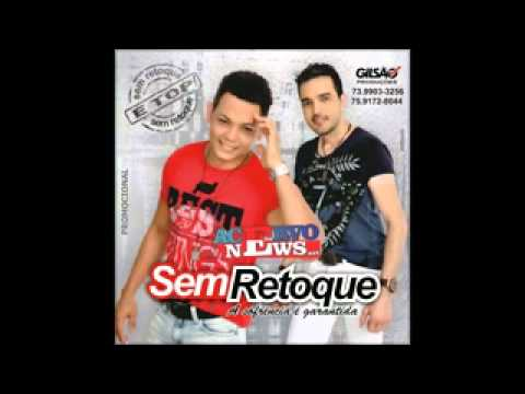 Sem Retoque - CD Completo Vol.05 2015 (Acervo News)