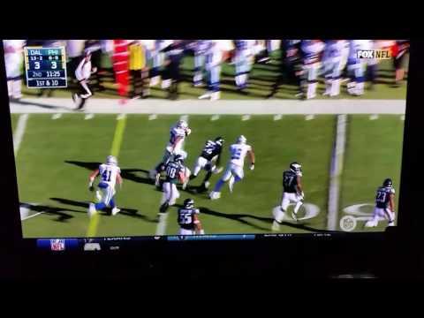 Darren McFadden #20 Cowboys 24yd run