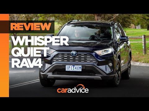 Best SUV On The Market? 2020 Toyota RAV4 Cruiser Hybrid Review And Road Test