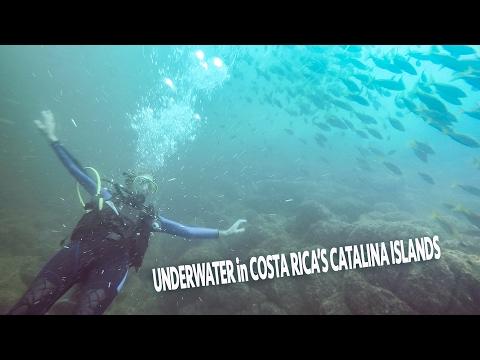 UNDERWATER in Costa Rica