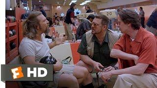 He Peed On My Rug - The Big Lebowski (2/12) Movie CLIP (1998) HD
