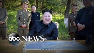 North Korea stands down from launching missiles near Guam