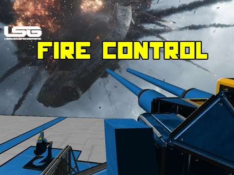 Space Engineers - Fire Control System Programming