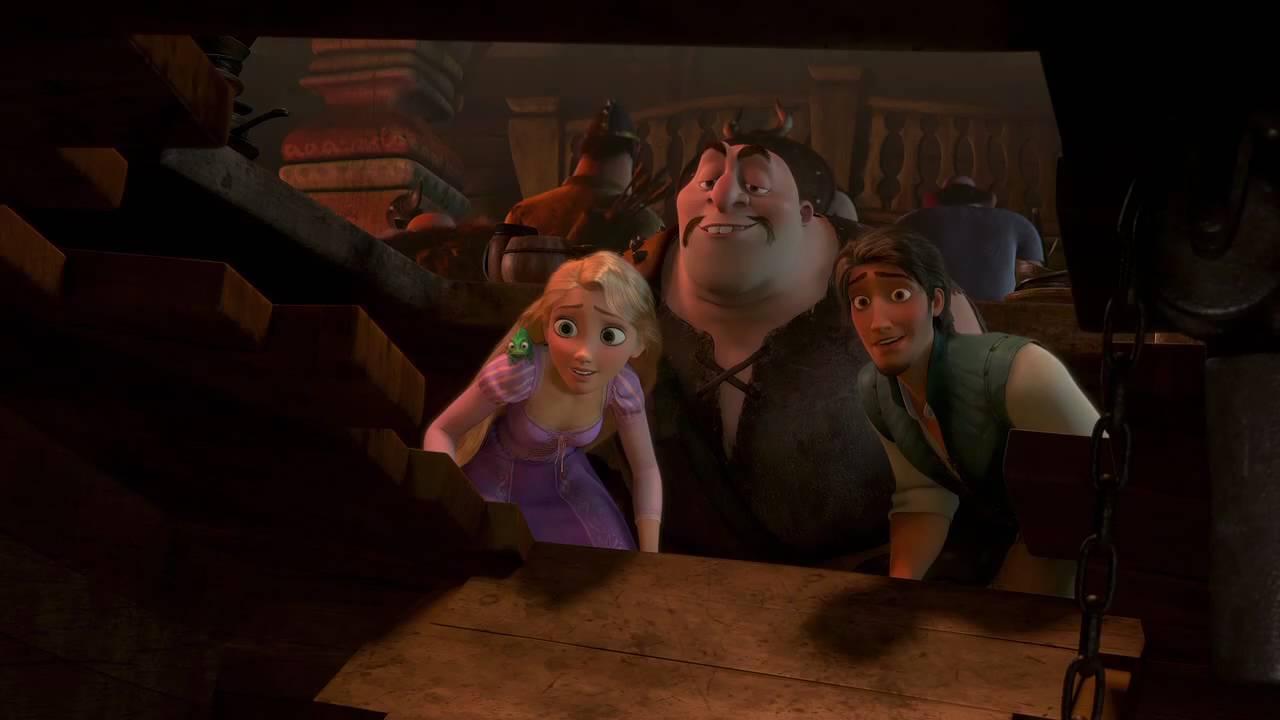 Rapunzel L Intreccio Della Torre Ricercati Furfanti Da Taverna Youtube