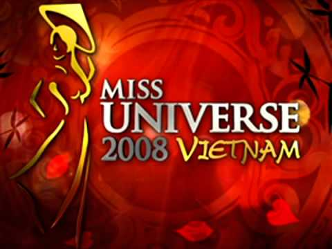 Miss Universe 2008 Evening Gown Competition Theme - Magic - Robin Thicke