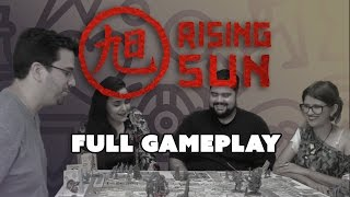 Rising Sun Full Gameplay
