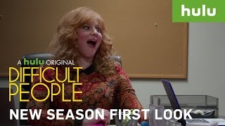 The Intern — An Exclusive Season 2 First Look  • Difficult People On Hulu