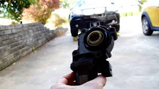 Замена шестерни сервотроника / актюатора раздаточной коробки на BMW X3 (кузов Е83)