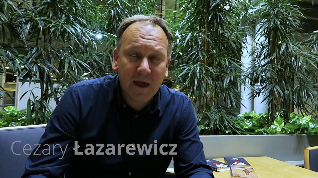 """Fragment reportażu """"Łódź 370"""". Czyta Cezary Łazarewicz"""