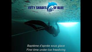 Apnée sous glace à Tignes - 2019 / Free-Diving Under Ice in Tignes
