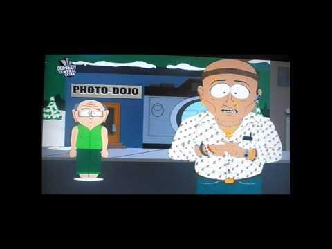 South Park Miss Garrison Scissoring Dahslim