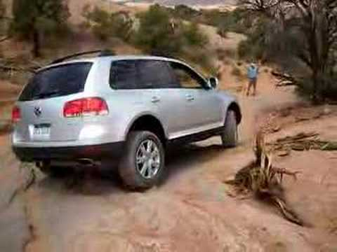 Touareg Adventure in Moab Day 2 #2