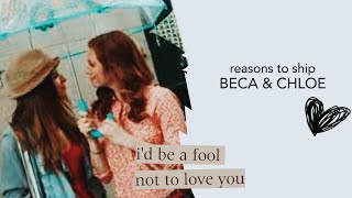 43 Reasons to ship Bechloe | #PitchPerfect