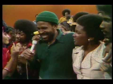 Marvin Gaye   Let's Get It On  (Soul Train)