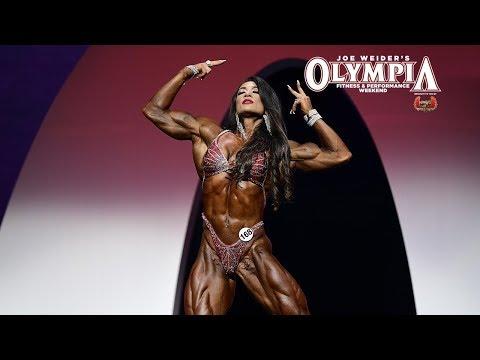 2019 Olympia, Women's Physique, в объективе — Валентина Мишина!