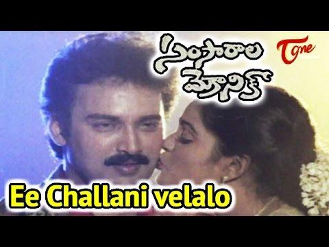 ee-challani-velalo-song-|-samsarala-mechanic-movie-songs-|-suresh,-divya-vani