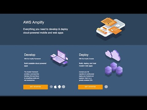 AWS re:Invent 2018: Building Serverless Applications with AWS AppSync (DEM116)