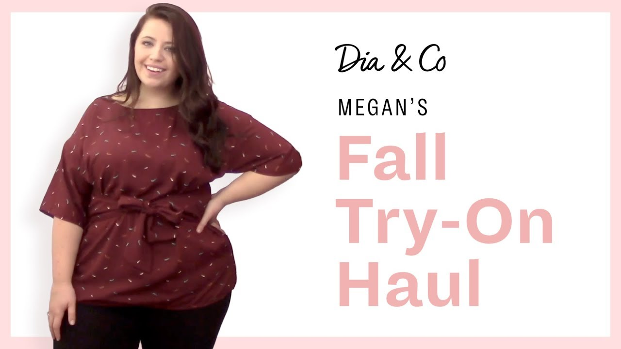 a713c8e517 Fall Plus Size Clothing Try-On Haul