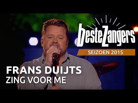 Frans Duijts - Zing voor me - De Beste Zangers van Nederland