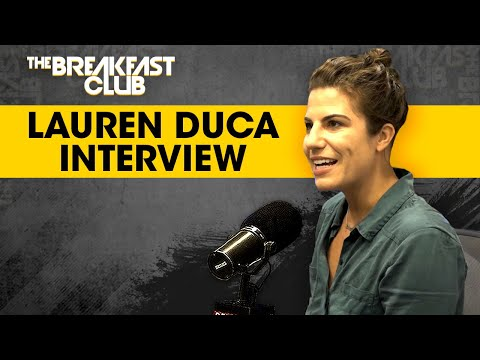 Lauren Duca Speaks On Shaking Young Americans Awake To Start A Revolution In Her New Book