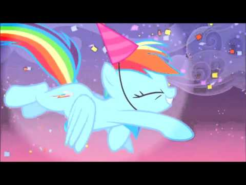 Make A Wish   MLP FiM   Pinkie Pie + Cheese Sandwich Song+mp3CC+upscaled HD