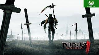 Ninja Gaiden II 2 Xbox One X Enhanced Gameplay