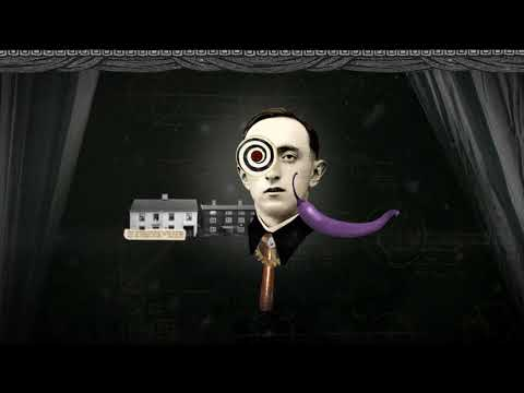 """After effects animation """"A journey to the center of my head"""""""