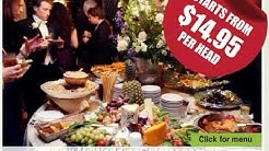 Budget Wedding Catering Sydney 1800 608 186