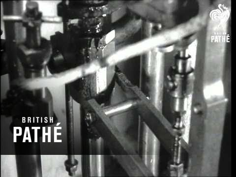 """The Atomic Icebreaker """"Lenin"""" (1958)"""