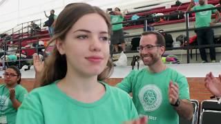 Dance Flashmob ENJUVI 2017