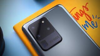 HP terbaik yang saya ga pake... Review Samsung Galaxy S20 Ultra!