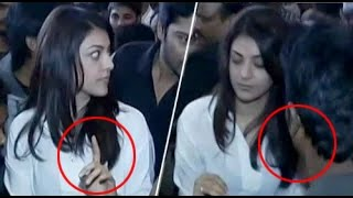 Repeat youtube video Kajal Aggarwal  Harassed by Fans || Mana Madras Kosam FundRaising Event | Rana | Nani