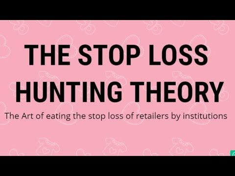 THE INSTITUTIONAL STOP LOSS HUNTING (PRICE ACTION TRAPS)