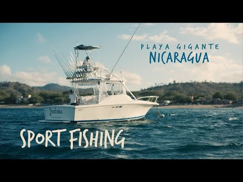 Sport Fishing in Nicaragua with Pastora Tours
