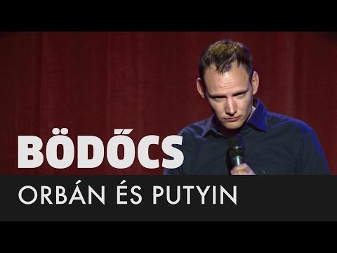 Bödőcs: Orbán és Putyin